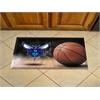 """FANMATS NBA - Charlotte Hornets Scraper Mat 19""""x30"""" - Ball"""