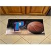 """FANMATS NBA - Detroit Pistons Scraper Mat 19""""x30"""" - Ball"""