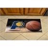 "FANMATS NBA - Indiana Pacers Scraper Mat 19""x30"" - Ball"