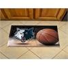 """FANMATS NBA - Minnesota Timberwolves Scraper Mat 19""""x30"""" - Ball"""