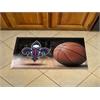 """FANMATS NBA - New Orleans Hornets Scraper Mat 19""""x30"""" - Ball"""