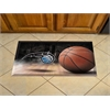 "FANMATS NBA - Orlando Magic Scraper Mat 19""x30"" - Ball"