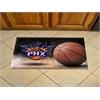 """FANMATS NBA - Phoenix Suns Scraper Mat 19""""x30"""" - Ball"""