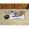 """FANMATS NHL - Anaheim Ducks Scraper Mat 19""""x30"""" - Puck"""