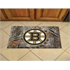 "FANMATS NHL - Boston Bruins Scraper Mat 19""x30"" - Camo"