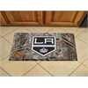"FANMATS NHL - Los Angeles Kings Scraper Mat 19""x30"" - Camo"