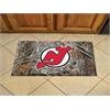 """FANMATS NHL - New Jersey Devils Scraper Mat 19""""x30"""" - Camo"""