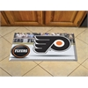 "FANMATS NHL - Philadelphia Flyers Scraper Mat 19""x30"" - Puck"