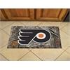 "FANMATS NHL - Philadelphia Flyers Scraper Mat 19""x30"" - Camo"