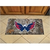 "FANMATS NHL - Washington Capitals Scraper Mat 19""x30"" - Camo"