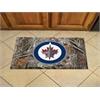 """FANMATS NHL - Winnipeg Jets Scraper Mat 19""""x30"""" - Camo"""