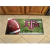 "FANMATS Texas A&M Scraper Mat 19""x30"" - Ball"