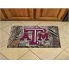 """FANMATS Texas A&M Scraper Mat 19""""x30"""" - Camo"""