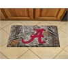 "FANMATS Alabama Scraper Mat 19""x30"" - Camo"