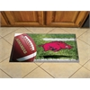 "FANMATS Arkansas Scraper Mat 19""x30"" - Ball"