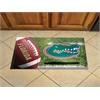 """FANMATS Florida Scraper Mat 19""""x30"""" - Ball"""