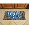 "FANMATS Kentucky Scraper Mat 19""x30"" - Camo"