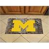 "FANMATS Michigan Scraper Mat 19""x30"" - Camo"