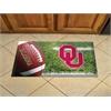 "FANMATS Oklahoma Scraper Mat 19""x30"" - Ball"