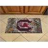 "FANMATS South Carolina Scraper Mat 19""x30"" - Camo"