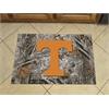"FANMATS Tennessee Scraper Mat 19""x30"" - Camo"