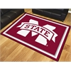 FANMATS Mississippi State 8'x10' Rug