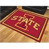 FANMATS Iowa State 8'x10' Rug