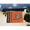 "FANMATS Anaheim Ducks Uniform Inspired Starter Rug 19""x30"""