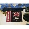 "FANMATS Arizona Coyotes Uniform Inspired Starter Rug 19""x30"""