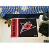 "FANMATS Carolina Hurricanes Uniform Inspired Starter Rug 19""x30"""