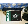 "FANMATS Dallas Stars Uniform Inspired Starter Rug 19""x30"""