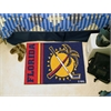 "FANMATS Florida Panthers Uniform Inspired Starter Rug 19""x30"""