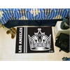 "FANMATS Los Angeles Kings Uniform Inspired Starter Rug 19""x30"""