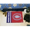 "FANMATS Montreal Canadiens Uniform Inspired Starter Rug 19""x30"""