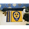 "FANMATS Nashville Predators Uniform Inspired Starter Rug 19""x30"""