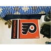 "FANMATS Philadelphia Flyers Uniform Inspired Starter Rug 19""x30"""