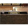 "FANMATS Pittsburgh Pirates Drink Mat 3.25""x24"""