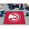 FANMATS NBA - Atlanta Hawks Tailgater Rug 5'x6'