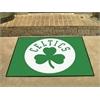 "FANMATS NBA - Boston Celtics All-Star Mat 33.75""x42.5"""