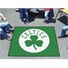 FANMATS NBA - Boston Celtics Tailgater Rug 5'x6'