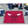 FANMATS NBA - Chicago Bulls Tailgater Rug 5'x6'