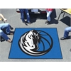 FANMATS NBA - Dallas Mavericks Tailgater Rug 5'x6'