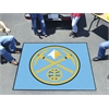 FANMATS NBA - Denver Nuggets Tailgater Rug 5'x6'