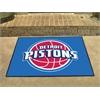 """FANMATS NBA - Detroit Pistons All-Star Mat 33.75""""x42.5"""""""
