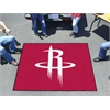 FANMATS NBA - Houston Rockets Tailgater Rug 5'x6'