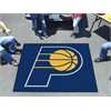 FANMATS NBA - Indiana Pacers Tailgater Rug 5'x6'