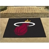 "FANMATS NBA - Miami Heat All-Star Mat 33.75""x42.5"""