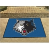 "FANMATS NBA - Minnesota Timberwolves All-Star Mat 33.75""x42.5"""