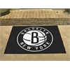 "FANMATS NBA - Brooklyn Nets All-Star Mat 33.75""x42.5"""