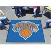 FANMATS NBA - New York Knicks Tailgater Rug 5'x6'